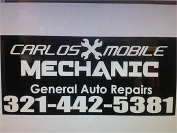Carlos Mobile Mechanic Orlando (321)4425381