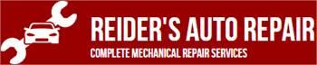 Reider's Auto Repair - Saint Marys, PA 15857 (814) 781-1032